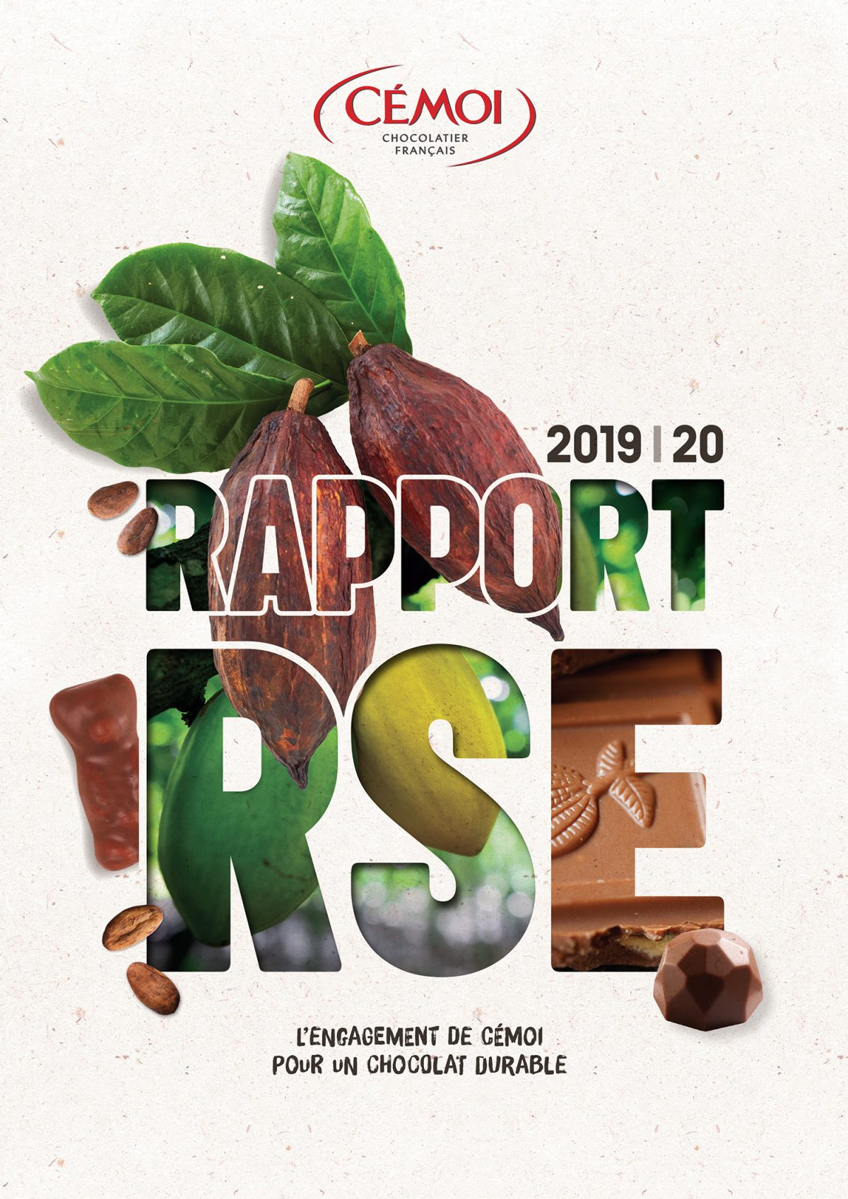 RAPPORT RSE  2019-2020  GROUPE CEMOI